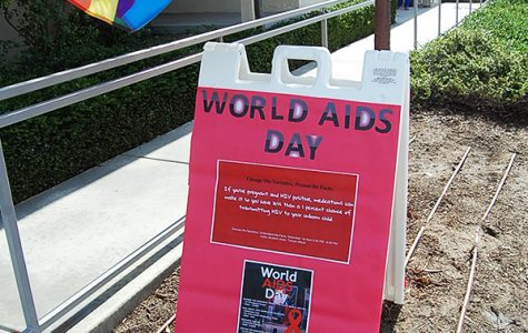 Campus organizations spread HIV awareness on World AIDS Day