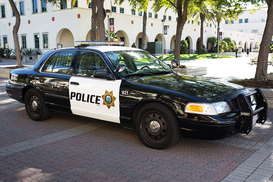 Hate crime investigation suspended by SDSUPD