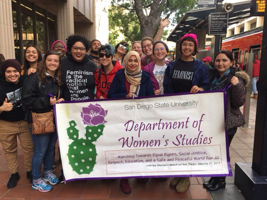 Women%27s+Studies+organizes+for+gender+justice