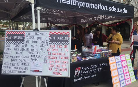 Health Promotions educates students on sexual health and consent