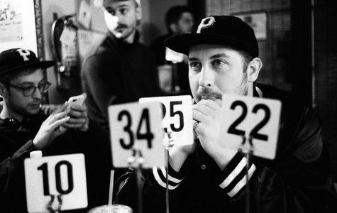 Portugal. The Man shatters silence