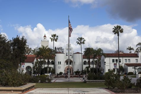 SDSU students arrested for occupying