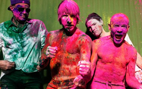 Red Hot Chili Peppers come for 'One Hot Minute'
