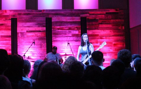 Mitski resonates with Irenic crowd
