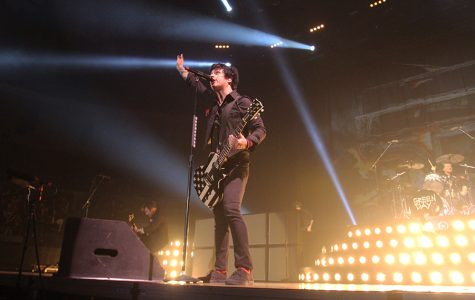 Green Day calls for unity through music