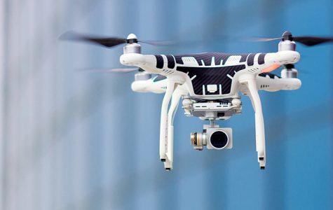 SDSU examines faculty drone usage