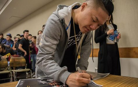 Timothy DeLaGhetto visits San Diego State