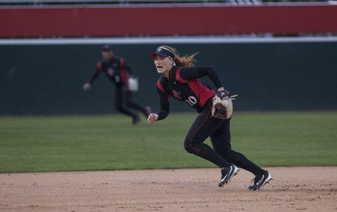 Aztecs' bats surge in series sweep