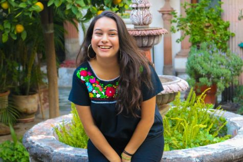 All about an Aztec: Taylor Parrish