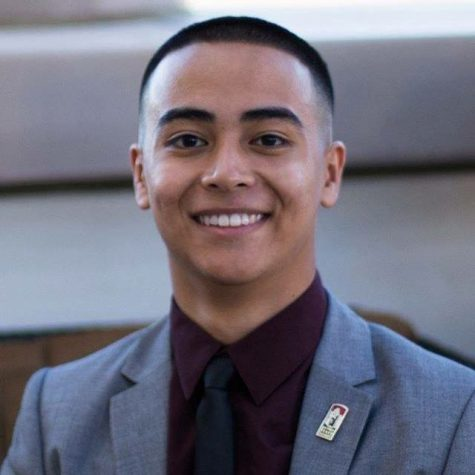 SDSU experience pushes alumnus forward