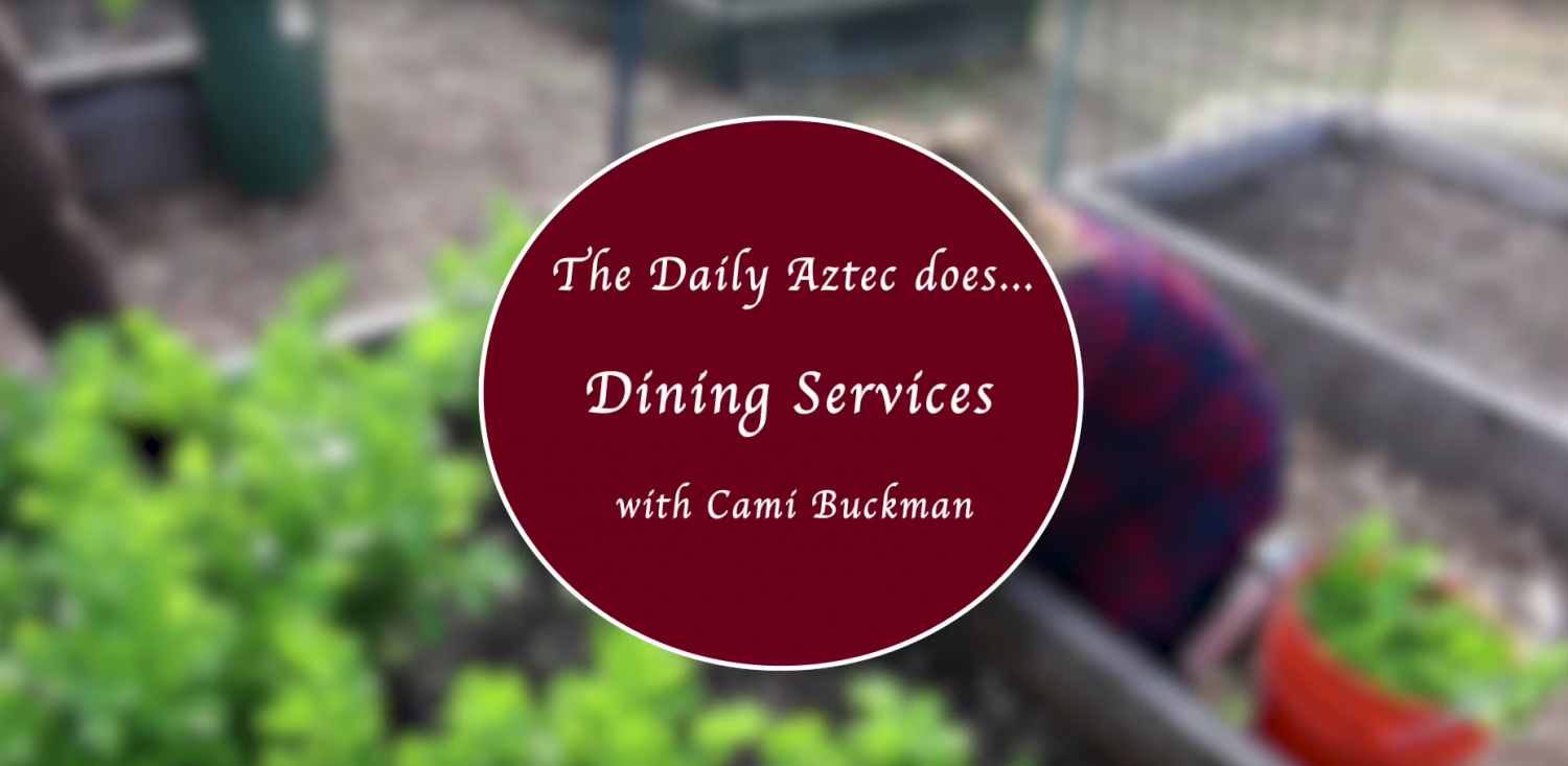 Daily Aztec Does: Dining Services