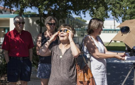 Eclipse captures attention at SDSU, across nation