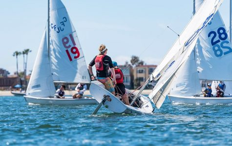 Anchors aweigh! SDSU sailing club back at sea