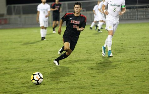 Men's soccer ends nonconference season with two wins in Texas