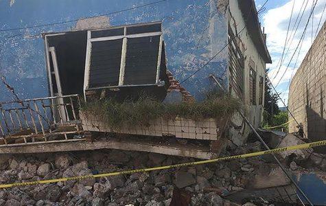 El antes y después del terremoto en México