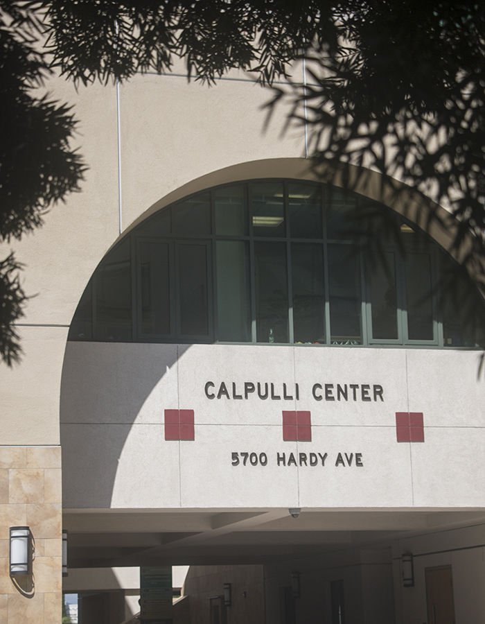 The+Calpulli+Center+offers+a+variety+of+health+services+to+SDSU+students.