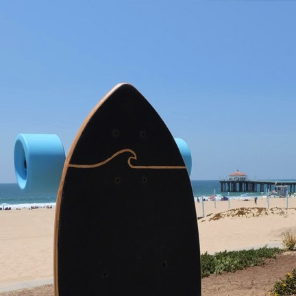 Riptide electric skateboards can be used anywhere from Pacific Beach to the SDSU campus.