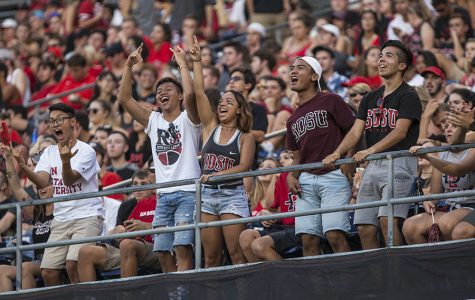 Students react to new SDSU football tailgate regulations