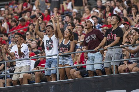 Aztecs to serve up season at Fall Classic