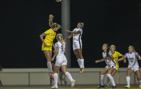 Women's soccer closes out home schedule with shutout of Colorado State
