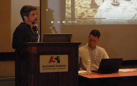 Israeli director Nir Bergman discusses film and perspective with SDSU