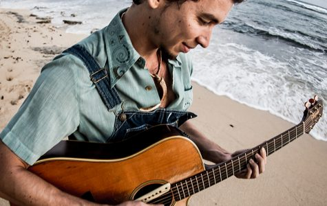 Hawaiian slack key guitarist Makana set to visit San Diego