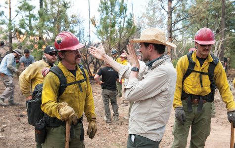 'Only the Brave' spreads awareness of wildfires and honors the Granite Mountain Hotshots