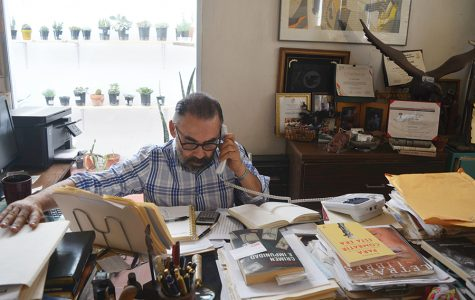 Los percances de un activista de los derechos humanos en México