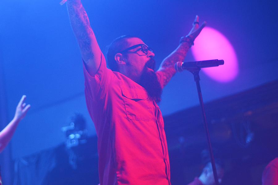 Panteón Rococó enciende el  House of Blues con su gira 'No Wall'