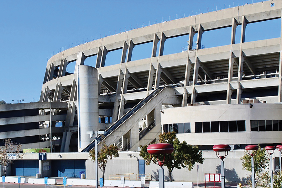 SDSU hires firm to design stadium concept The Daily Aztec