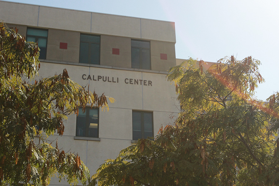 The Calpulli Center, located on Hardy Avenue.