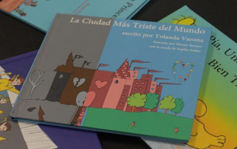 Cuentos Para Dormir book event connects families separated by borders