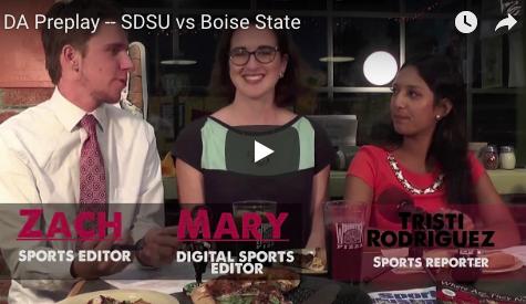 DA Preplay — SDSU vs Boise State