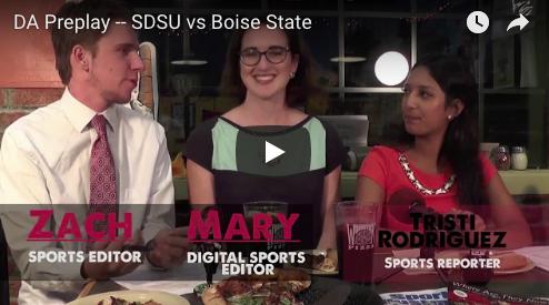 DA Preplay -- SDSU vs Boise State