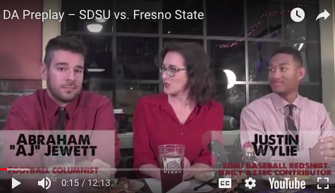 DA Preplay: SDSU vs. Fresno State