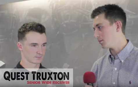 Straight from the Bench — Pregame interview with Quest Truxton