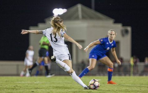 Women's soccer curtailed by Colorado College, upends Air Force