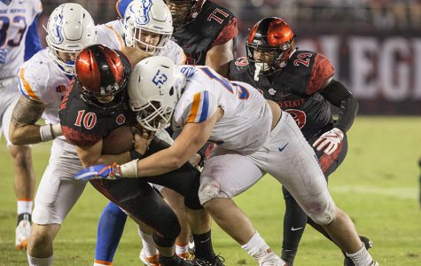 Aztecs live and die with the run game