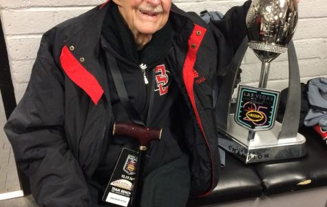 In memorium: SDSU super fan Tom Ables