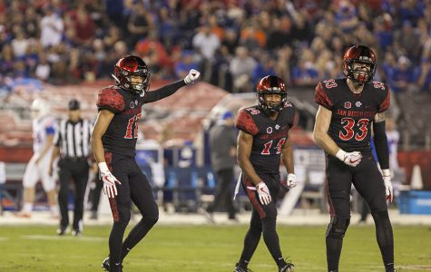 Sophomore warrior set to lead Aztecs secondary