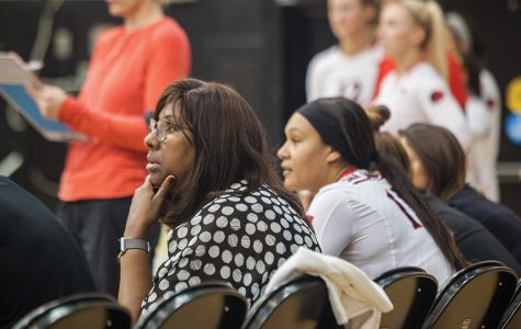 Volleyball coach cultivates success