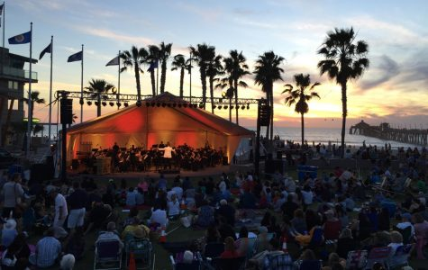 Sunsets and sweet tunes score big in Symphony by the Sea