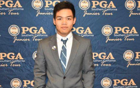 Freshman golfer making big impression in his first season on the Mesa