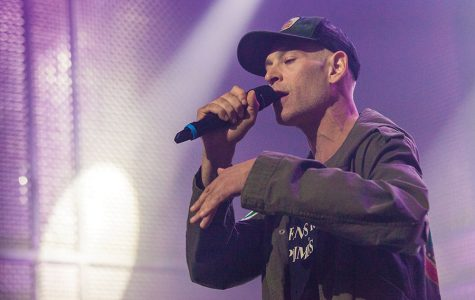 REVIEW: Matisyahu blends an atmosphere of vibrations with reggae