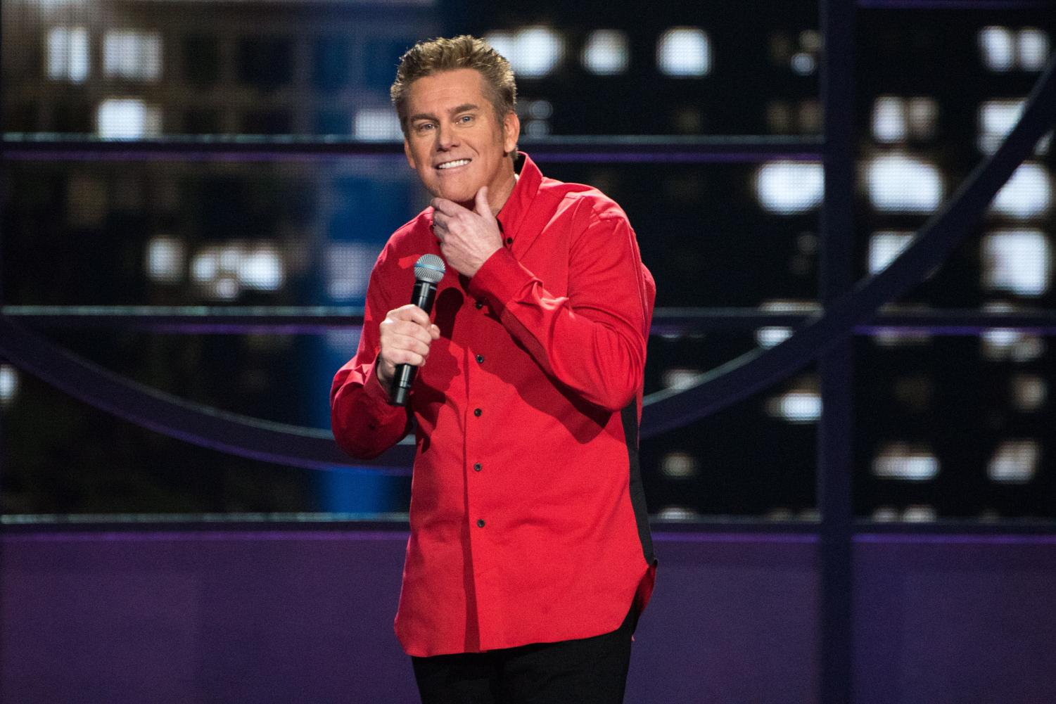 Comedian Brian Regan is set to bring his observational humor and stand-up to San Diego Nov. 17 at the Balboa Theater.