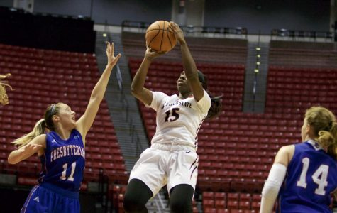 Aztecs struggle on offense in loss to Santa Clara