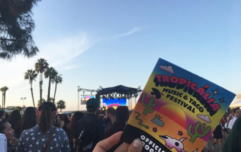 Music enthusiasts indulge in tacos and tunes at Tropicália festival