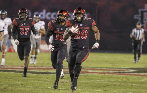 Penny runs wild in SDSU's 35-10 season-ending victory over New Mexico
