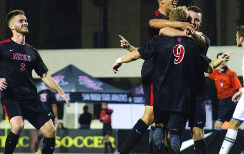 SDSU closes season with 4-0 win over UCLA