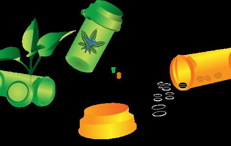 Cannabis event smokes opioid addiction